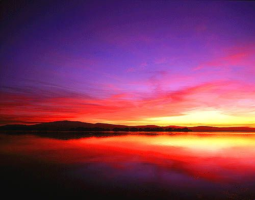 Lower Klamath Lake, California