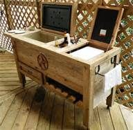 Plans for Wooden Ice-Chest - Bing Images