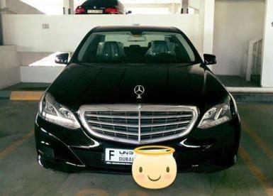 Mercedes E200 2014 - AED 165,000