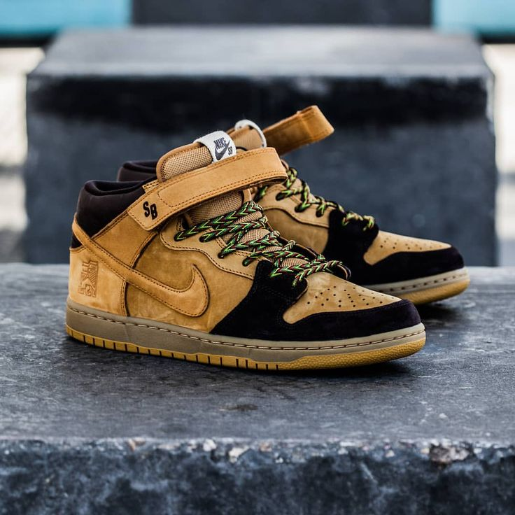 Nike SB Dunk Mid Pro 'Lewis Marnell'