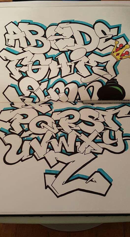 25 best ideas about graffiti text on pinterest graffiti - Letter a graffiti style ...
