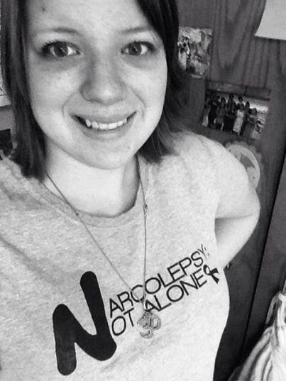 Alyce in Maine! #WorldSleepDay #NarcolepsyNotAlone #Narcolepsy @Project_Sleep