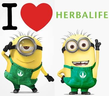 I love Herbalife Minions    #herbalife #minions https://www.goherbalife.com/shedpounds/en-US/
