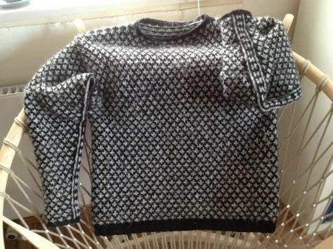 Knud Rasmussen sweater