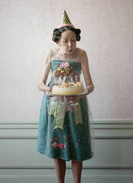 Verjaardags'taart'
