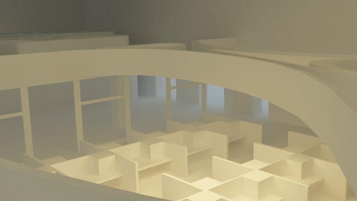 Herrmann robin licht und raum 3d gestalten objekt for 3d raum gestalten