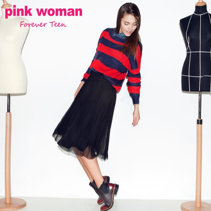 Get the girly look!! Shop online at https://www.pinkwoman-fashion.com/