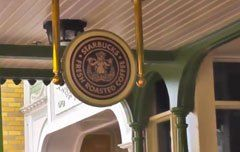 Starbucks Opens At Disney World. Thank goodness.
