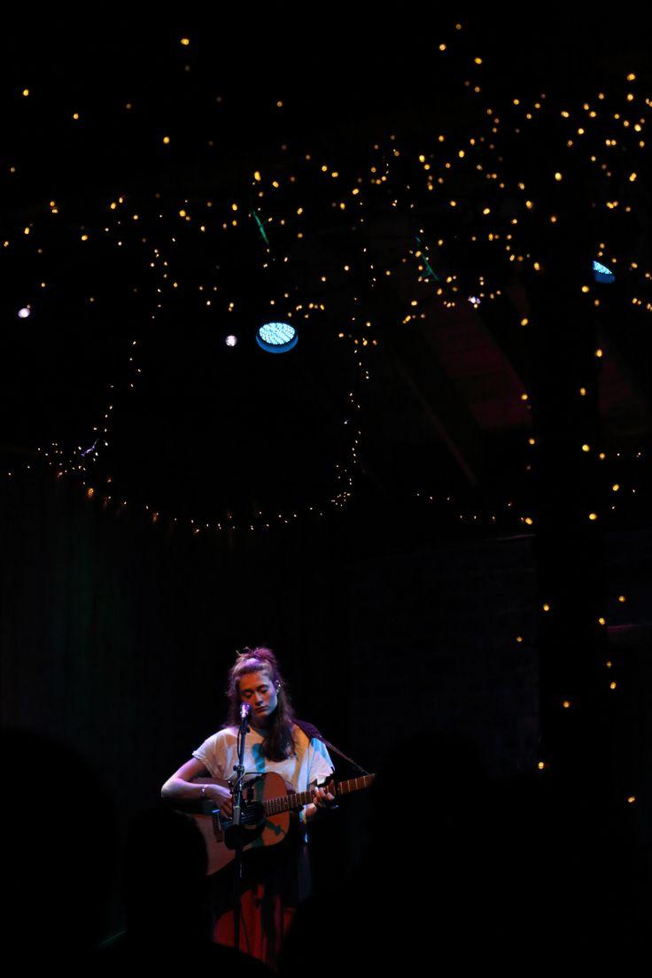 #RachelSermanni and #InchyraArtsClub September 30th 2015. Photo Robert Bichan