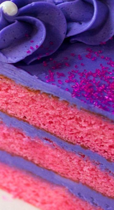 Purple Velvet Cake Recipe From Scratch