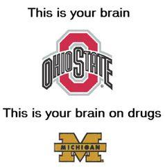 Ohio State Buckeyes vs. Michigan
