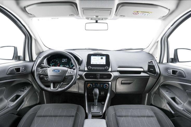 El renovado Ford EcoSport ya disponible en Uruguay