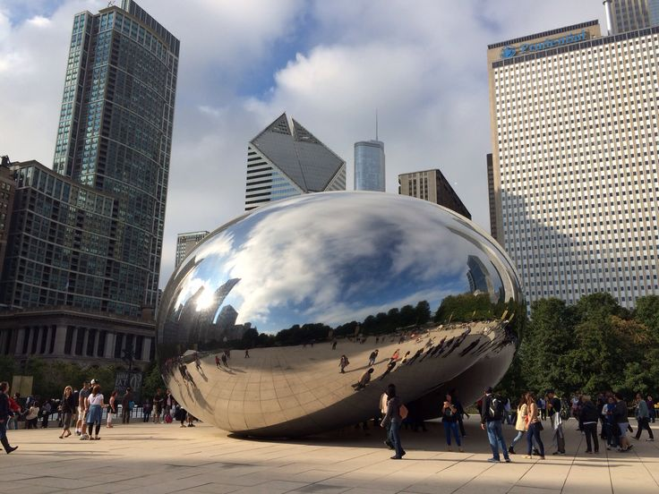 Cloud gate - Chicago