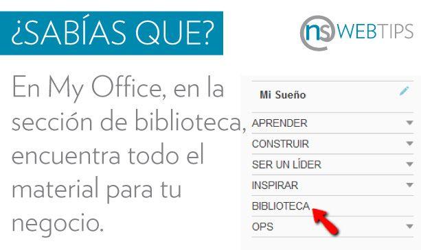 """En """"Mi Oficina"""" puedes encontrar todo el material para tu negocio. #WebTips"""
