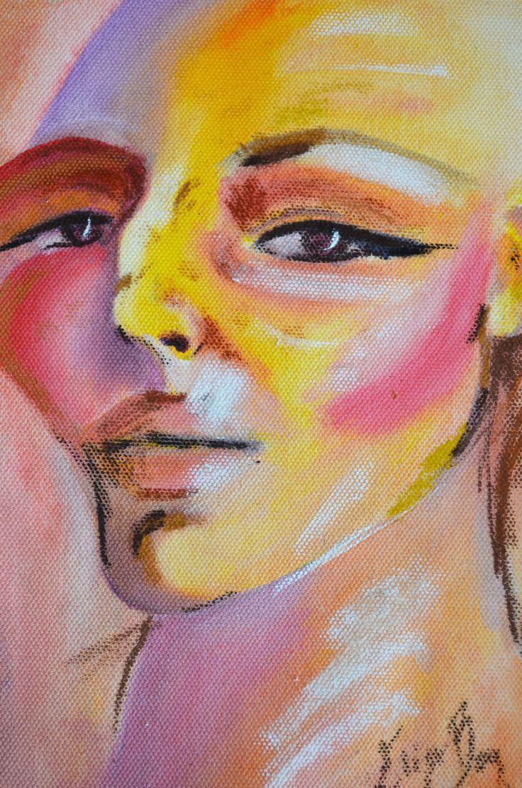 Painting by Elin Borg http://revealillusions.wordpress.com