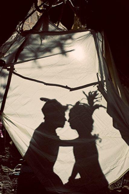 Rustic Neverland Inspired Wedding Shoot | Weddingomania