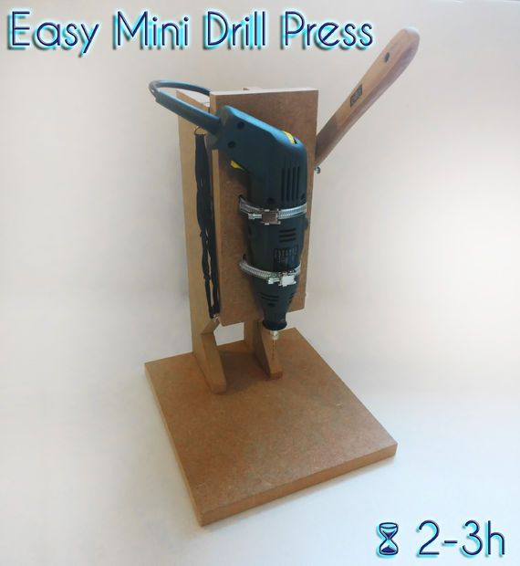Drill Press Jig Diy Woodworking Projects Amp Plans