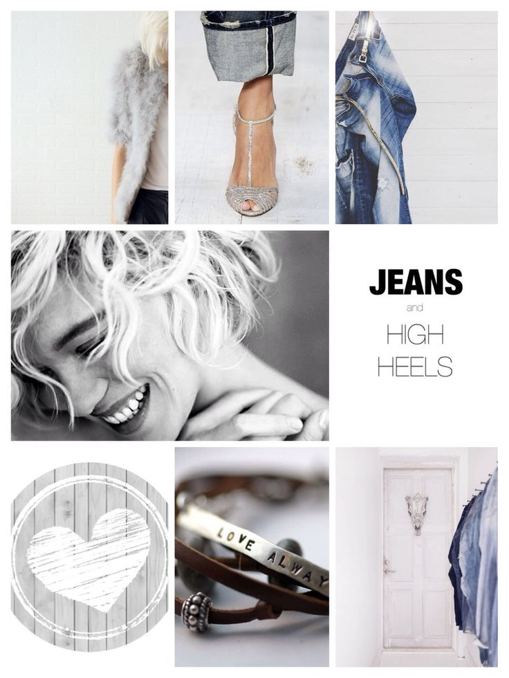 loved the shoe and the moodboard