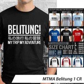 T-Shirt #MTMA #Belitung 1 CR