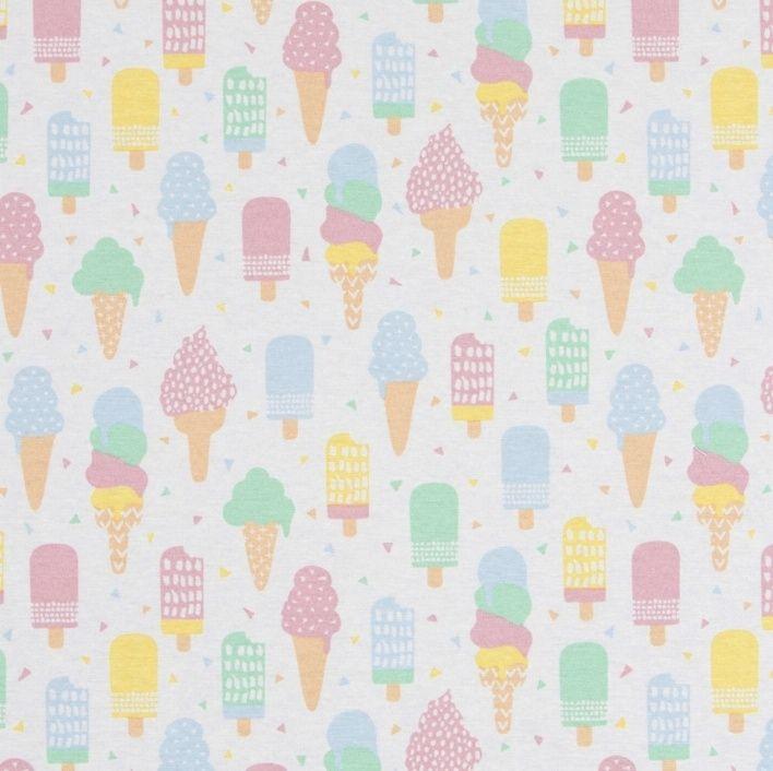 Canvas ijsjes mix