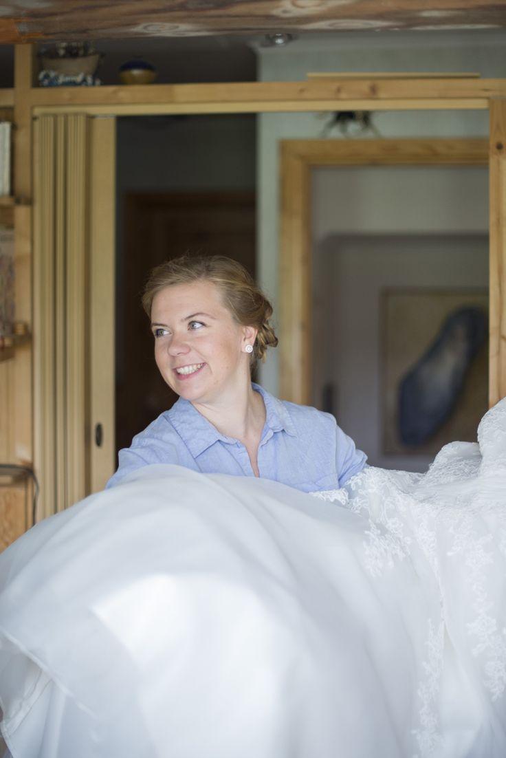 Julia Lillqvist | Emma och Johan, bröllop i Jeppo | http://julialillqvist.com