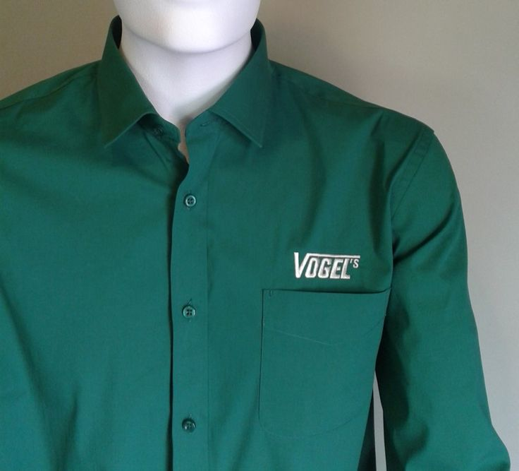 The team at Vogel's will be looking smart at their upcoming promotional events after we supplied an order of corporate shirts with the Vogel's logo on the chest.