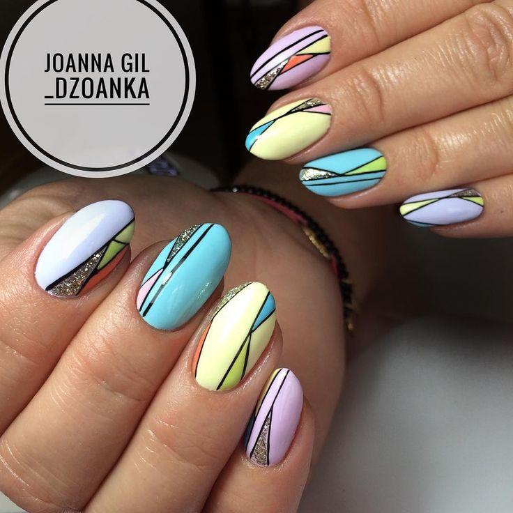 @indigonails #indigo #indigolove #indigonails #indigolicious #nails #nailart #nailholic #nailstyle #nailartist #f4f #follow4follow…