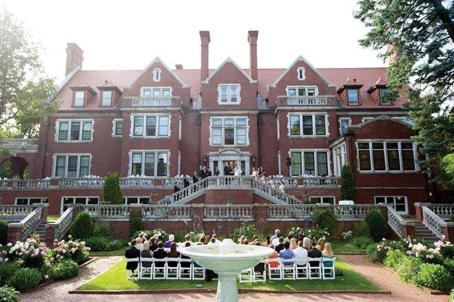 Glensheen Mansion in Duluth