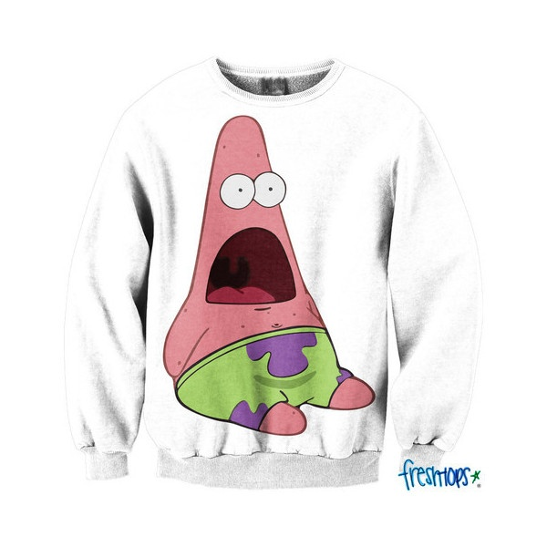 Crewneck Sweaters | fresh-tops.com via Polyvore