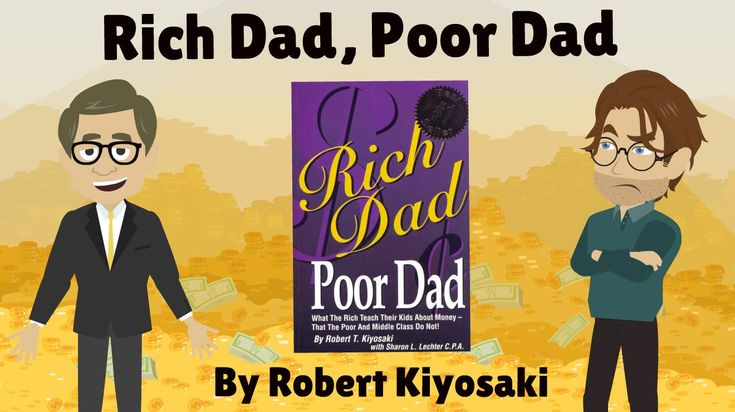 Rich dad poor dad essay