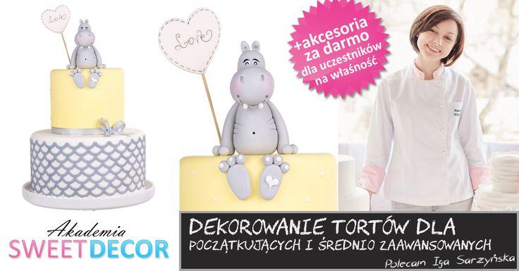 http://www.sweetdecor.pl/category/245,szkolenia - Zapraszamy na wyjątkowe szkolenie z dekorowania tortów oraz tworzenia figurek z masy cukrowej. Poza tym uczestnicy otrzymają na własność wszystkie akcesoria i narzędzia, na których będą pracować za darmo (w cenie samego szkolenia).
