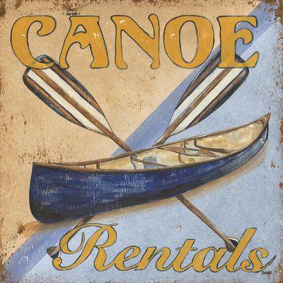 Debbie DeWitt canoe rentals