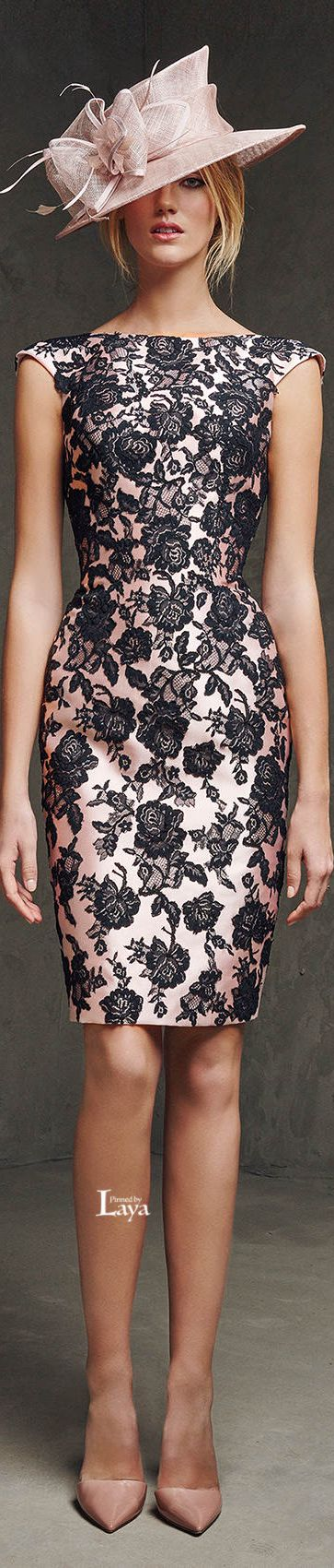 Pronovias 2016 Cocktail Dresses. Para saberem mais detalhes sobre onde encontrar esse vestido, entrem no site: Pronovias coleção 2016 . E escolha a loja mais próxima.