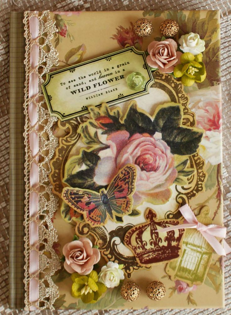 1000 images about decorated journals on pinterest home