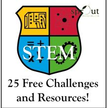5th Grade STEM Resources -added a few more so now there are 33 free challenges and resources!