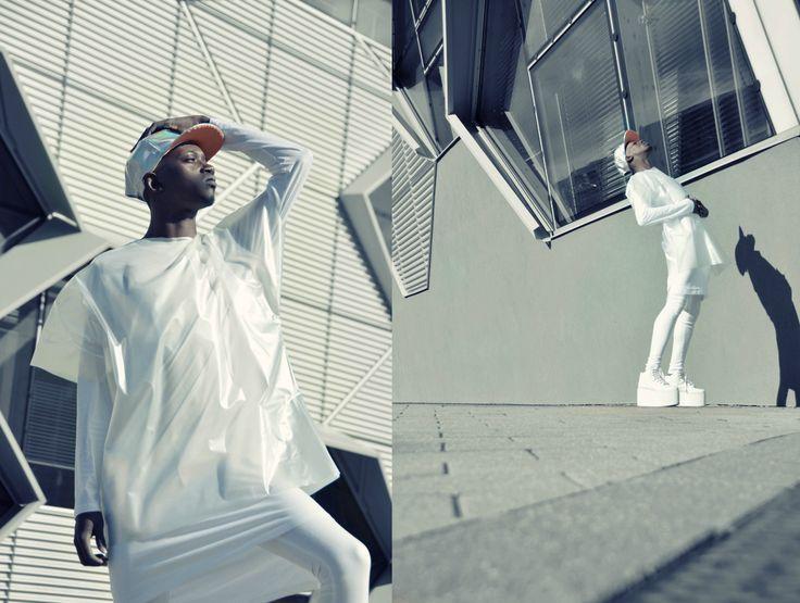 Model :Akeem Adams Photographer: Alexandru Popescu