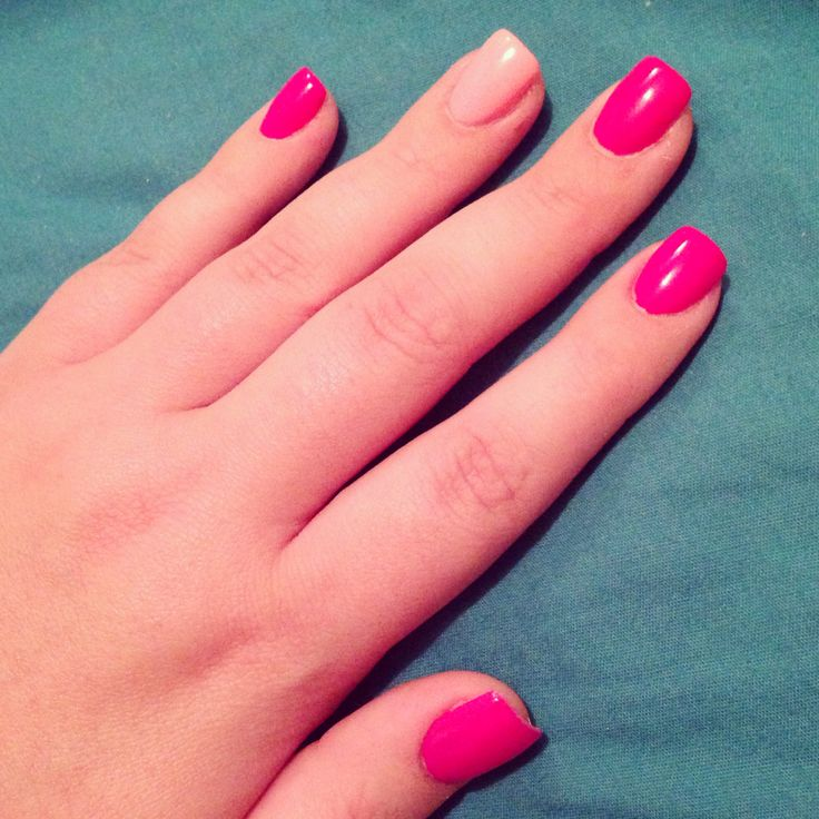 Not These Colors, But Just To Get My Nails Done