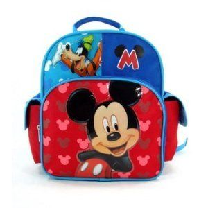 24% Off was $25.99, now is $19.70! Disney - Mickey Mouse 12 Toddler Backpack - Hide and Seek with Goofy + Free Shipping