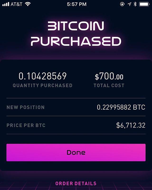 wie man bitcoin auf robinhood traden kann mindestkonto für ein broker konto