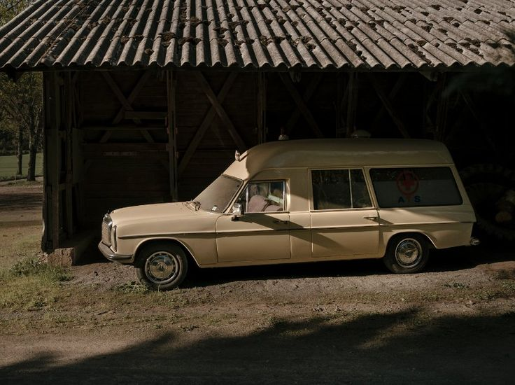 Privilegiert:  Dieser ehemalige Krankenwagen der Colonia Dignidad wurde einst...