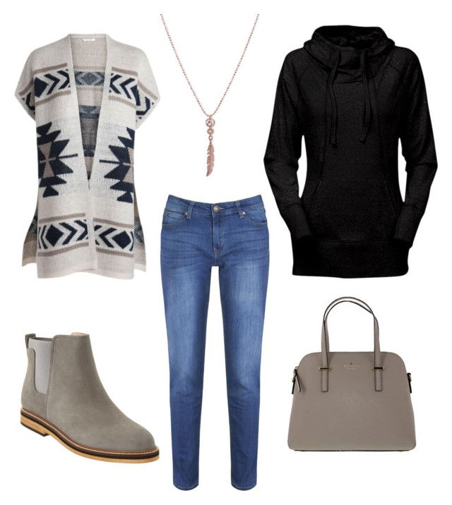 """Fall"" by nikki-del-bosque on Polyvore featuring Brakeburn, Bibi Bijoux and Kelsi Dagger Brooklyn"