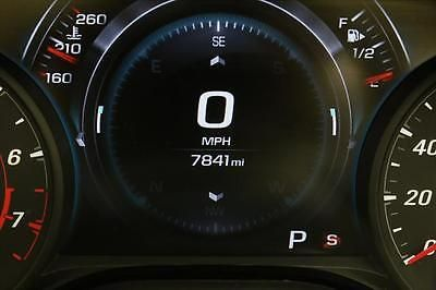 2017 CHEVY CAMARO 2SS CONVERTIBLE AUTO NAV HUD 20'S 7K #121518 Texas Direct Auto