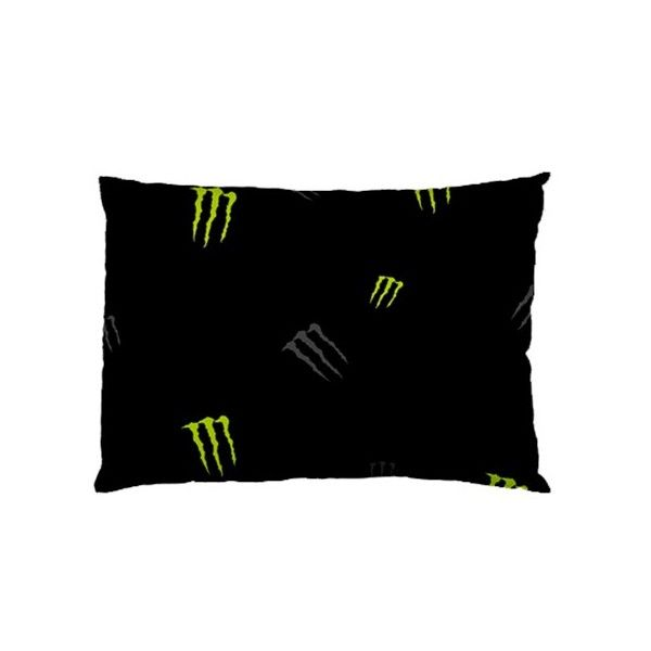 Monster Energy Rectangle Pillow Cases comfortable to sleep code ME1104