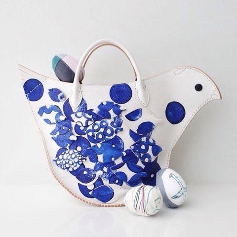 mina perhonen の tori bag-3 ET DEMI -キャズ エ ドゥミ-