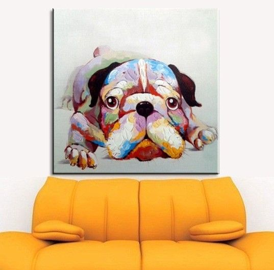 """This cute pug will simply brighten up your living area and make your visitors awww!! ""  Need to update your house, your room or even your office room? Perhaps, your tired staring at your boring, blank walls?  Here at CANVASARTDIRECT, we aim to put more color in your walls that will make you staring at them worthwhile! So what are you waiting for? Start browsing at www.canvasartdirect.com.au to bring those old, boring walls to life!"