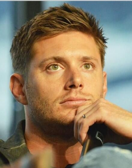 Those eyes. Seriously?  It's like he has a death wish for every fan girl that stares into them.