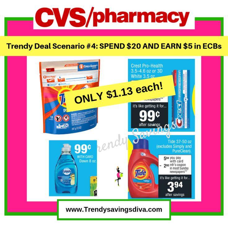 CVS COUPON MATCHUPS Trendy Savings Coupon matchups