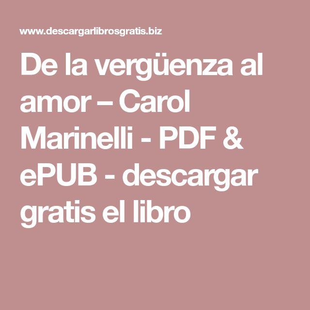 De la vergüenza al amor – Carol Marinelli - PDF & ePUB - descargar gratis el libro