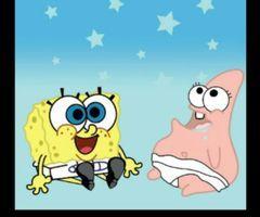 Spongebob + Patrick = Süß *-*