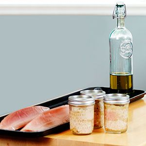 Pressure canned fish recipes